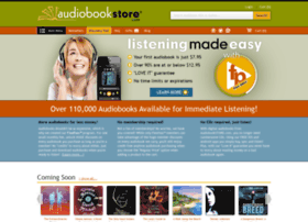 justaudiobooks.com