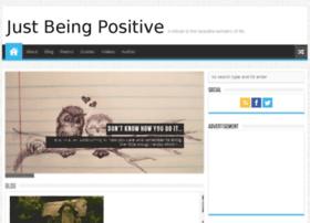 justbeingpositive.com