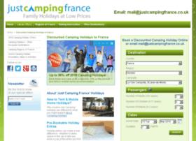 justcampingfrance.co.uk