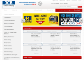 justcarbatteries.co.uk