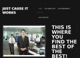 justcauseitworks.com
