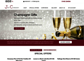 justchampagne.co.uk