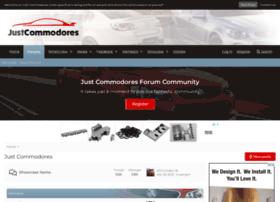justcommodores.com.au