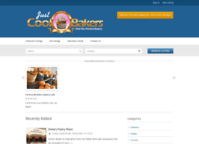 justcoolbakers.com