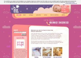 justcots.co.uk