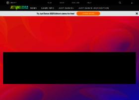 justdancegame.com