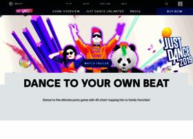 justdanceworldcup.com