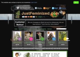 justfeminized.com