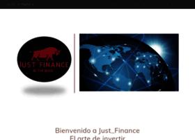 justfinance.org