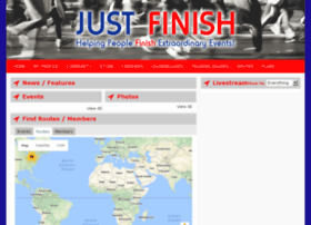 justfinish.trainingdiaries.com