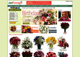 justflowers.com