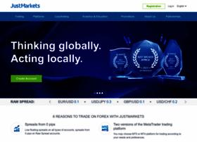 justforex.com