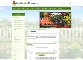 justgardenplants.co.uk