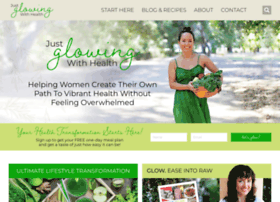justglowingwithhealth.com