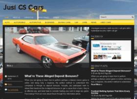 justgscars.com