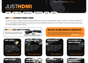justhdmi.co.uk