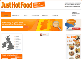justhotfood.co.uk
