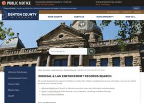 justice.dentoncounty.com