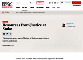 justiceatstake.org