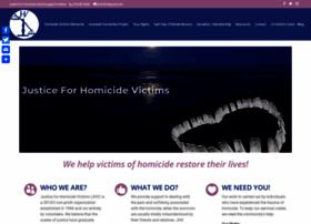 justiceforhomicidevictims.net