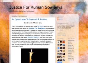 justiceforsowjanya.blogspot.in
