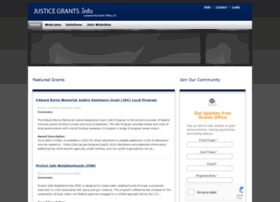 justicegrants.info