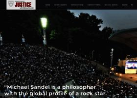 justiceharvard.org