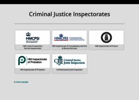 justiceinspectorates.gov.uk