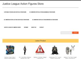 justiceleagueactionfiguresstore.com
