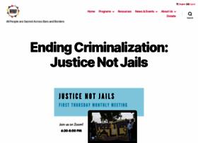 justicenotjails.org