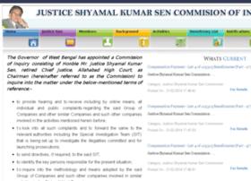justicesksencommission.gov.in
