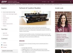 justicestudies.eku.edu