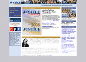 justicetalking.org