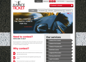 justiceticket.com