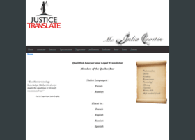 justicetranslate.com