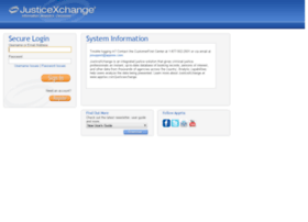justicexchange.com