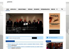 justiciaviva.org.pe