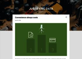 justifyingdata.blogspot.de