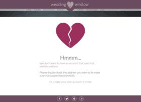justin-and-heather.weddingwindow.com