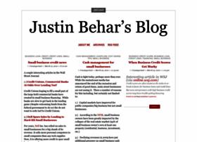 justinbehar.wordpress.com