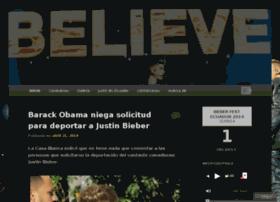 justinbieberecuador.com