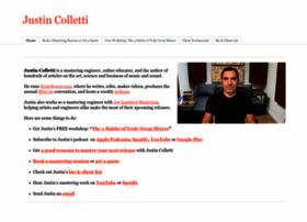 justincolletti.com