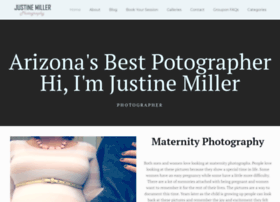 justinemillerphotography.com
