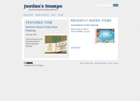justinestamps.org