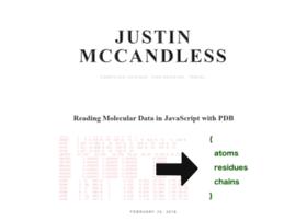 justinmccandless.com