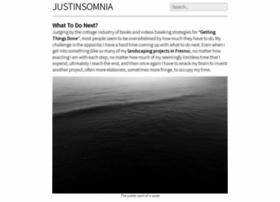 justinsomnia.org