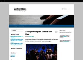 justinvideos.edublogs.org