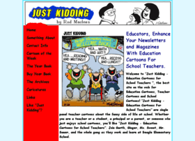justkiddingcartoons.com