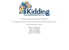 justkiddingonline.co.uk