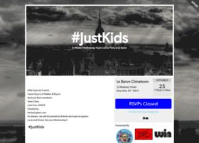justkids.splashthat.com